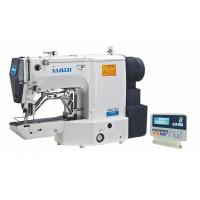 MAQI LS-T430G-01E-ZH електронна закріпочна машина з робочим полем 30х40 мм для важких матеріалів